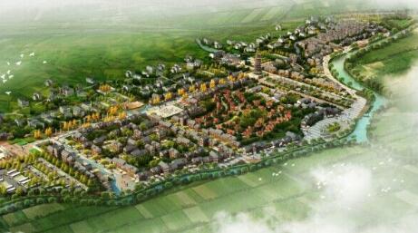 """成都市简阳市""""多彩天府""""都市型现代农业示范园项目"""