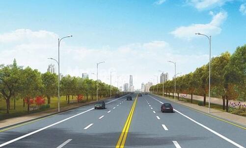 成雅园区主干道南延伸线工程