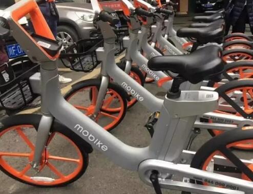 摩拜推出共享电单车