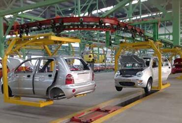 新能源微型电动车生产线项目