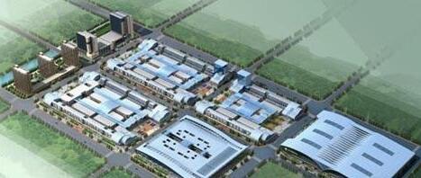 易门县六街综合物流服务中心项目
