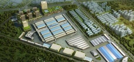 易门县十街干热河谷特色农产品交易物流中心建设项目