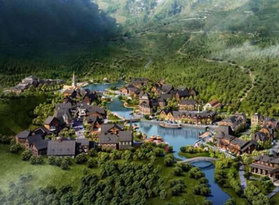 晴隆县普晴林场森林康养小镇建设项目
