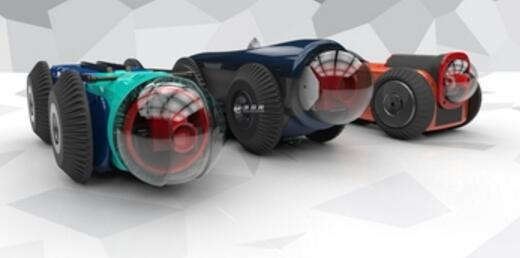 智能机器人生产项目
