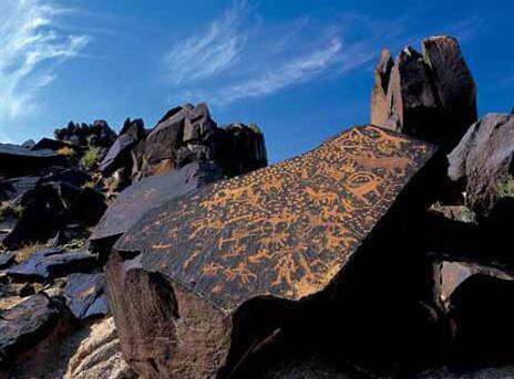 曼德拉山岩画旅游区项目