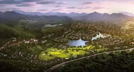 望谟县双江口滨湖度假区建设项目