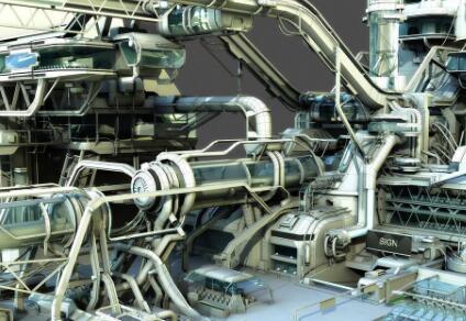 机械零部件加工项目