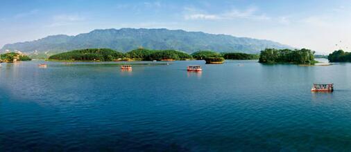 松桃大路河生态旅游度假区项目