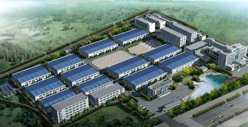 栾川县工业园区项目