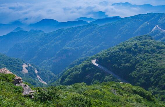桐柏山淮河源国家旅游度假区项目