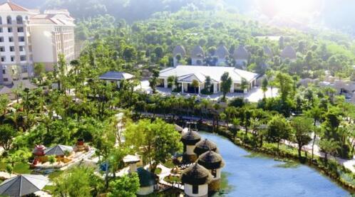 武山县温泉生态旅游度假村建设项目
