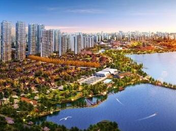 武汉华侨城欢乐世界文化产业园