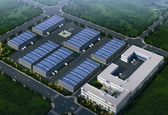 民乐县综合快递物流服务园区(服务中心)项目