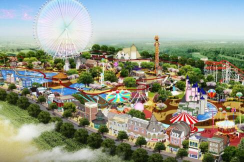 水城县大型游乐场项目
