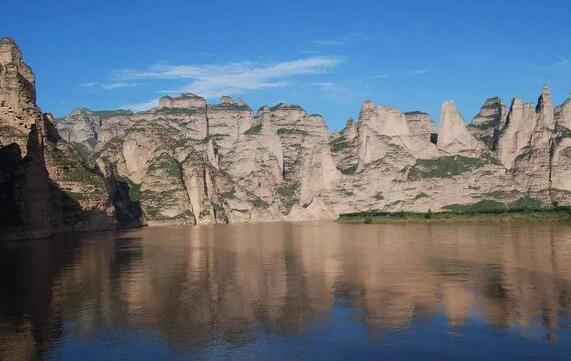 永靖县炳灵石林丹霞地貌地质公园旅游开发项目