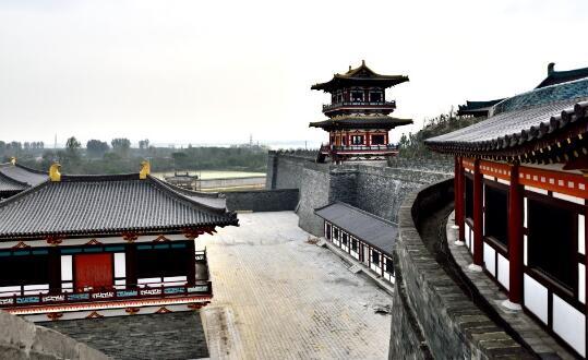 汉源影视城综合建设项目