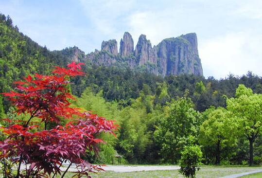 江南第一家-仙华山峰林景区5A级景观提升项目