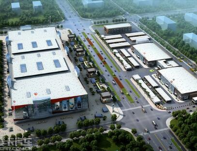 汽车交易中心建设项目