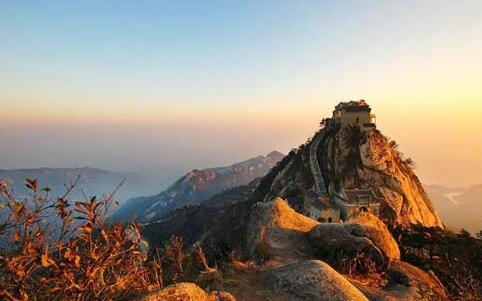 河南信阳市新县金兰山国家森林公园生态旅游建设项目