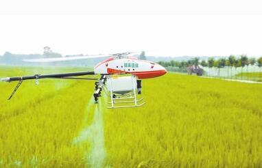 河南信阳高新区无人机生产项目