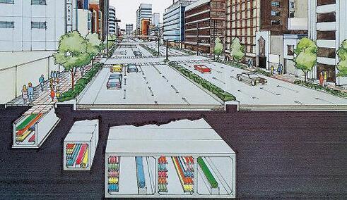河南驻马店经济开发区地下综合管廊、海绵城市雨水收集、旱厕改造配套系统产