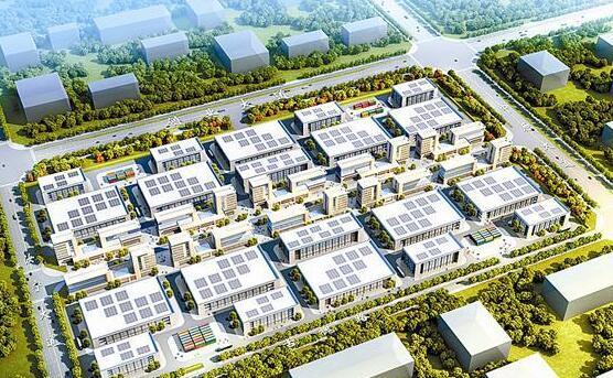 河南驻马店经济开发区经济技术产业集聚区科技园项目