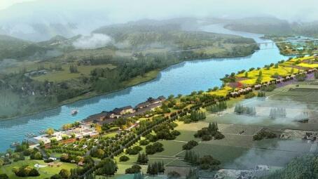 沿江旅游综合开发项目