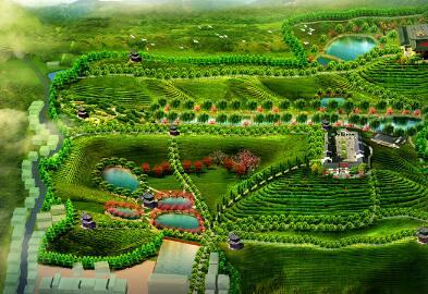 泸州市江阳区现代农业休闲观光旅游项目