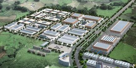 泸州空港经济区现代物流园项目