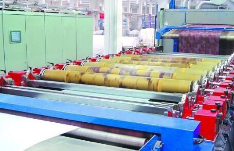 泾川县年产1亿米织布、印染生产线项目