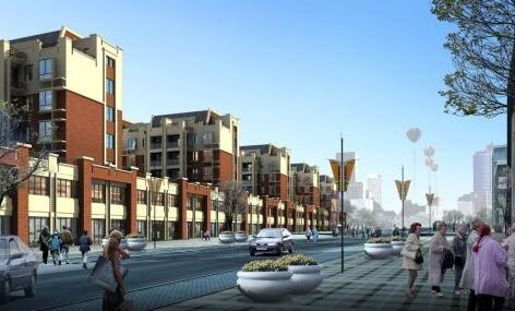 湘西茶文化主题特色商业街区建设项目