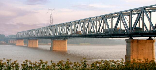 滨州市黄河第四大桥项目