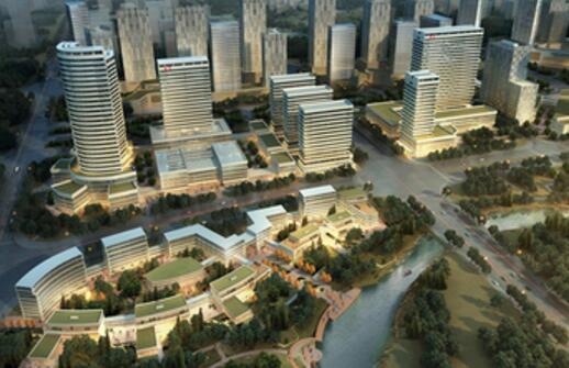 澄江县生命健康城建设项目