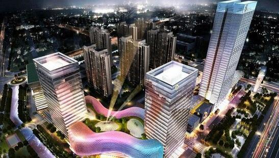 澄江新城区城市综合体开发项目