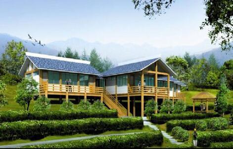 灯芯塘生态休闲旅游项目