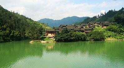 独山县都柳江源国家公园开发项目