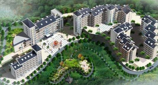 玉屏县老年公寓及疗养中心建设项目