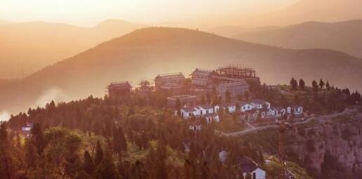 玉山镇夹谷山旅游开发项目