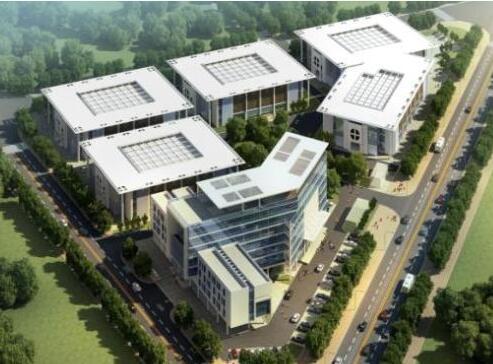 玉溪高新区高新技术产业孵化中心项目