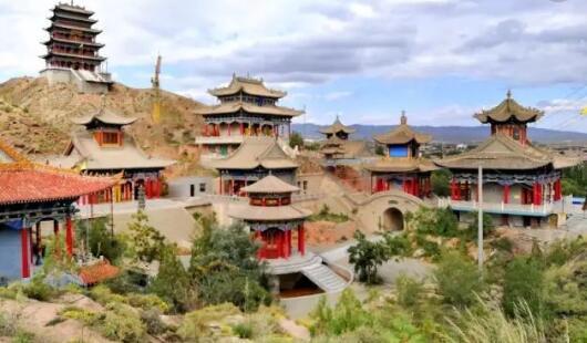 玉门市红山寺文化生态旅游景区建设项目