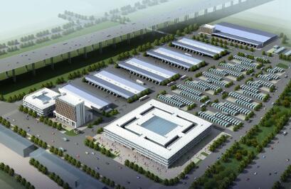 甘南州临潭县高原中藏药材仓储物流中心建设项目
