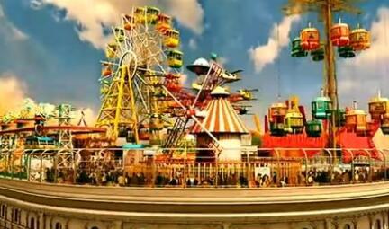 甘南州合作市儿童主题游乐园项目