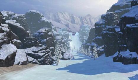 甘山滑雪运动中心项目