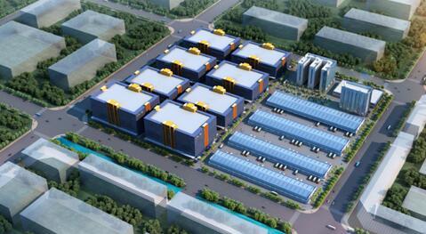 电子商务及物流一体化平台产业园区项目