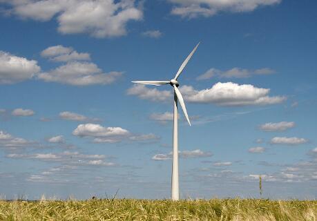白城市年产20000吨风力发电机组基础环项目