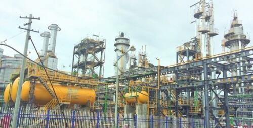 盘南煤电铝一体化循环经济产业基地项目