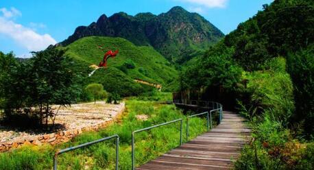 碧霞山休闲文化旅游区项目