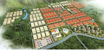 福建省漳州漳龙林业循环经济产业园项目
