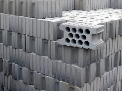 粉煤灰混凝土空心砌块生产项目