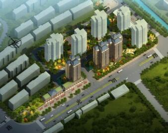 紫霞小区棚户区改造项目